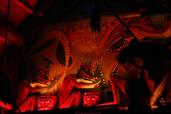 Enchanted Tiki Room (Rick & Bart) Tags: disney disneyworld orlando florida usa waltdisney waltdisneyworldresort magickingdom rickvink rickbart canon eos70d enchantedtikiroom