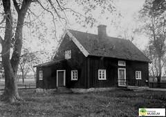 tm_7127 - Ramstorp, Tidaholm (Tidaholms Museum) Tags: svartvit positiv exteriör byggnad 1937 tidaholm