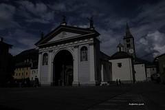 AOSTA CATTEDRALE (Raffaella_Girod_filla) Tags: aosta cattedrale monument italy fujifilm mirrorless rafafellagirod