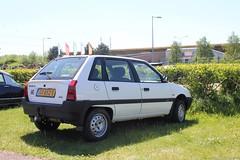 Citroën AX 1.4 4x4 1996 (GX-852-S) (MilanWH) Tags: citroën ax 14 4x4 1996 gx852s citromobile vijfhuizen citromobile2018