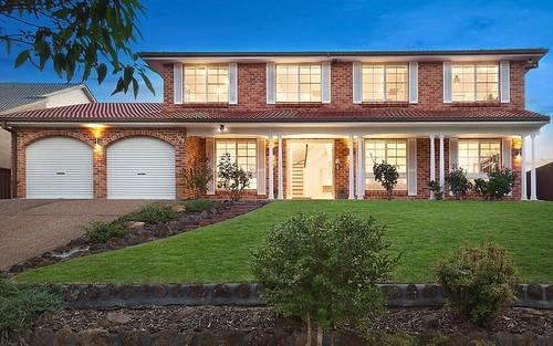109 Ridgecrop Dr, Castle Hill NSW 2154