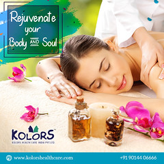 Body Therapy Treatment (kolorsreviews) Tags: figurecorrection bodytoning lipogel hyderabad bangalore chennai rajahmundry weightloss inchloss bodytherapy kolors