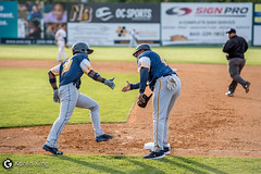 BeesvsRevs-1 (doublegsportsimages) Tags: newbritainbees york revolution baseball