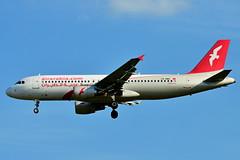 CN-NMG Air Arabia Maroc Airbus A320-200 (czerwonyr) Tags: cnnmg air arabia maroc airbus a320200