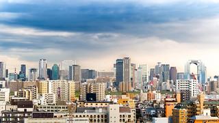 City of Osaka....Japan