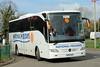 National Holidays, Hull NH15 DCH, Mercedes Tourismo outside Cheltenham racecourse (majorcatransport) Tags: yorkshirebuses cheltenham nationalholidayshull mercedesbenz mercedestourismo
