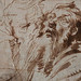 VAN DYCK Antoon - Têtes de Vieillard en buste, Etudes (drawing, dessin, disegno-Louvre INV22197) - Detail 2