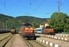 61s (Krali Mirko) Tags: bdz train locomotive electric skoda 56e1 61008 61010 61012 dupnitsa station railway бдж влак локомотив дупница българия железница bulgaria