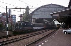 Haarlem, D-trein uit Parijs (Ahrend01) Tags: 1100 haarlem station d 281 parijs parisamsterdam
