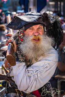 Brixham Pirate Festival 2018