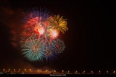 Firework on a Victory day, Voronezh, Russia (Roman Dergunov) Tags: canon russia victoryday voronezh vrn canoneos70d firework holiday illumination light night sky воронеж врн