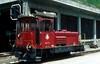 Nr.72  Zermatt  23.06.81 (w. + h. brutzer) Tags: zermatt diesellok dieselloks eisenbahn eisenbahnen train trains railway schweiz switzerland lokomotive locomotive zug bvz mgb schmalspurbahn schmalspurbahnen webru analog nikon