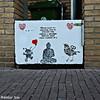 Den Haag Stencil art (Akbar Sim) Tags: denhaag thehague agga holland nederland netherlands streetart urbanart stencil stencilart akbarsim akbarsimonse