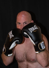 Boxing-9408_5x7 (Mike WMB) Tags: boxing glove bear chest bald