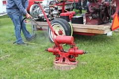 Newfane 066 (9) (swi66) Tags: dunkirk hit miss motors diesel cannons farm tractor john deere antique historical