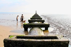 Crosby Beach, Liverpool (cattan2011) Tags: crosbybeach 英国 merseyside seascape waterscape liverpool traveltuesday travelphotography travelbloggers travel naturelovers natureperfection naturephotography nature landscapephotography landscape