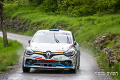 Renault Clio RS R3T - Cédric ROBERT / Matthieu DUVAL - Rallye d'Antibes 2018 (nans_even) Tags: rally rallye rallying racing race france antibes cote azur dazur championnat rallyes national ffsa col de bleine côte d'azur 2018 cars auto voitures mobile exterieur véhicule voiture le mas aiglun renault clio rs r3t cédric robert matthieu duval dantibes chl sport