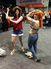Luffy and Nami! (blueZhift) Tags: animecentral2018 acen 2018 cosplay anime manga comics videogames costume cartoons scifi fantasy luffy nami onepiece crossplay