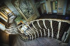 Villa (slawomirsobczak) Tags: urbex urbanexploration abandoned italy lunatic asylum villa
