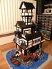 House 1.02 (LEGO_Empheia) Tags: lego samhutchinson lighthouse japanese tudor