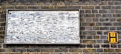 Bow Locks (R~P~M) Tags: canal waterway bowlocks bromleybybow enamel vitreousenamel firehydrant london england uk unitedkingdom greatbritain