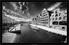 Lübeck, Germany (Dierk Topp) Tags: architecture lübeck bw infrared ir kirche luebeck monochrom sw sony sonya7rir superwide ultrawideangle voigtlanderheliarhyperwide10mmf56aspherical wideangle
