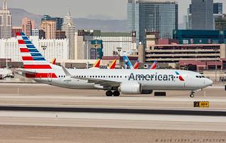American - Boeing 737-8 Max - N308RD