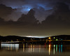 Passing Storm (aka Buddy) Tags: 2018 spring night lightning oceanic bridge navesink river storm rumson nj og le