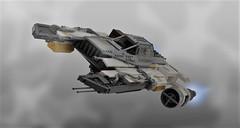 Ryder's U-wing (1) (Inthert) Tags: lego moc uwing ship star wars rebels ryder lothal