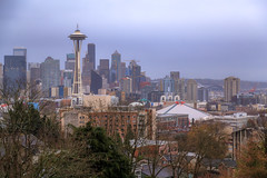 IMG_3926_Seattle (Alex Hsieh (椰子人)) Tags: ç´è² 2016 seattle washingtonstate wa roadtrip usa spaceneedle travel thanksgiving skyline city canon canon6d 6d