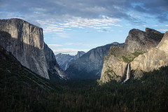 Yosemite Valley from Tunnel View (donberry37 (SF Bay Area)) Tags: yosemite ntional park elcapitan landscape sierra california veil waterfall halfdome