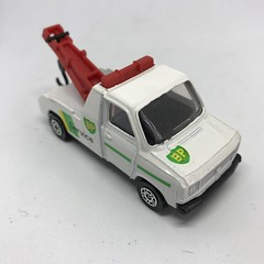Corgi GB - Corgi Juniors - Ford Transit Wrecker - BP Service -  Miniature Diecast Metal Scale Model Vehicle (firehouse.ie) Tags: towtruck truck tow roadrescue rescue recovery fordtransit model models metal miniatures miniature bpservice bp wrecker transit ford corgijuniors corgi