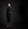 Dark drama (jerseytom55) Tags: pentax645z priolite portrait drama danger noir 1940sfashion 1940sdress 1940shair mystery