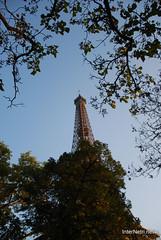 Париж Ейфелева вежа InterNetri  France 014