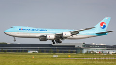 HL7624 (tynophotography) Tags: korean air cargo 7478f hl7624 747 748 748f boeing