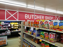 Harvest Market in Alexandria, IN (Nicholas Eckhart) Tags: america us usa alexandria indiana in 2018 retail stores market supermarket harvest former reuse kroger