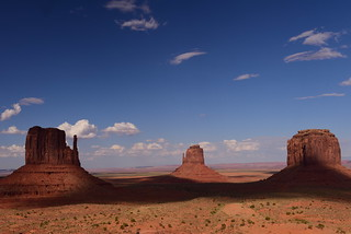 Monument Valley, US August 2017 841