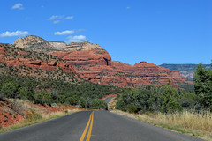The Road to Boynton Spire (Sotosoroto) Tags: sedona arizona desert cliffs driving road boyntoncanyon