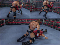 Triple H vs Cactus Jack Hell in the Cell part 3 (metaldriver89) Tags: mick foley mickfoley cactusjack cactus jack wwe wwf extremesets action figure figures actionfigure actionfigures acba articulatedcomicbookart hellinacell hell cell tripleh hhh triple h thegame game cerebralassassin cerebral assassin kliq articulated comic book art toys toy toyphotography 316 wrestler kane jr jimross wrestlemania stormcollectibles storm collectibles wweelite mattel matteltoys people stadium sport photo