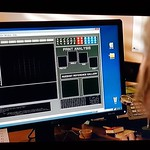 Police computer screen from TV thumbnail