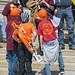 Boys at a gun rally