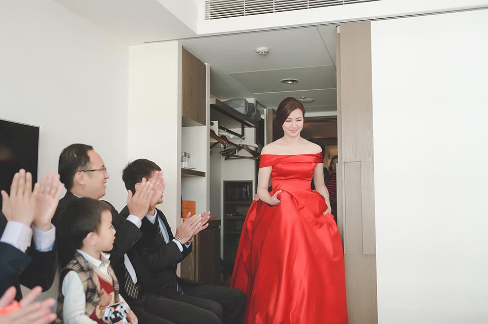 台南婚攝-晶英酒店仁德廳-009