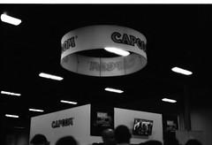 capcom (Captain_Mappy) Tags: esports esportsphotography gaming capcom tournament evo evolutionchampionshipseries evo2017 streetfighter marvelvscapcom videogames blackandwhite black white bw monochrome grayscale softfocus kodak trix400 lomo lomography lofi moody