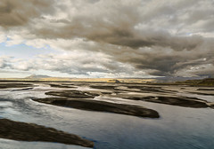 The Markarfljót (wyojones) Tags: iceland markarfljót river southiceland glacialmeltwater sediments highway1 ringroad hvolsvöllur sandur outwashplain glacialsediments outwash jökulhlaups volcanicactivity glaciers choked basalticmaterial volcanicterrain water landscape braidedriver braidbars sandbars geology depositionalenvironments delta clouds cloudscape wyojones np