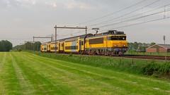 Bathmen NSR 1733 DDAR3 Sprinter 7074 Apeldoorn (Rob Dammers) Tags: bathmen overijssel nederland nl
