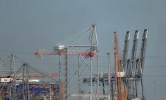 Southampton Docks (1 of 1) (Geoffrey Radcliffe /radcliffe.geoffrey@gmail.com) Tags: geoffrey radcliffe southampton docks industrial landscape