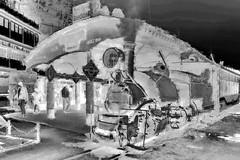 India - West Bengal - Darjeeling - Himalayan Railway - Ghum Station - Steam Locomotive 795 B - 45ff (asienman) Tags: india westbengal darjeeling ghumstation asienmanphotography asienmanphotoart