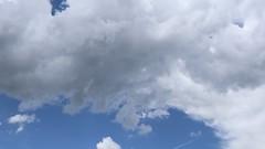 Sky Dancing (Robert Cowlishaw (Mertonian)) Tags: video mertonian robertcowlishaw birds flight canon powershot g1x mark iii canonpowershotg1xmarkiii sundayhike beautiful freedom joy clouds sky