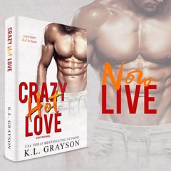 ★ Crazy, Hot Love is LIVE and FREE in KU ★ (sbproductionsteaseraddict) Tags: book promotions indie authors readers
