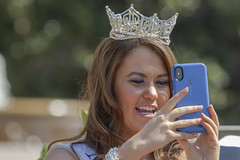 2018 National Cherry Blossom Parade  (755) Miss America, Cara Mund (smata2) Tags: missamerica bunny caramund washingtondc dc nationscapital cherryblossomfestival cherryblossomfestivalparade parade